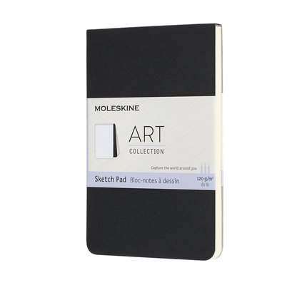 Moleskine Moleskine Sketchbook Black