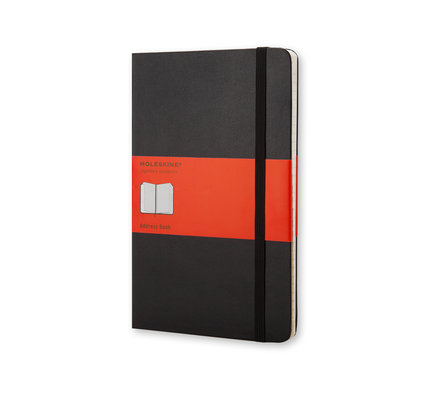 Moleskine Moleskine Large Address Book Black