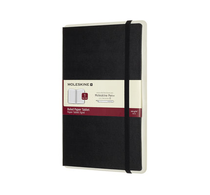 Moleskine Moleskine Paper Tablet Black Ruled