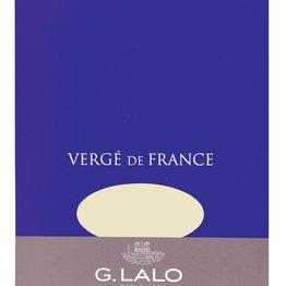 G. Lalo Stationery Tablet 5.75x8.25 Ivory