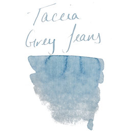 Taccia Taccia The Jeans Collection #7 Grey Fountain Pen Ink 40ml