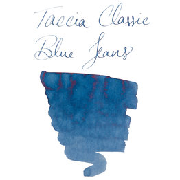 Taccia Taccia The Jeans Collection #5 Classic Blue Fountain Pen Ink 40ml