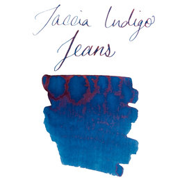 Taccia Taccia The Jeans Collection #4 Indigo Fountain Pen Ink 40ml