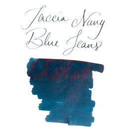 Taccia Taccia The Jeans Collection #3 Navy Blue Fountain Pen Ink 40ml