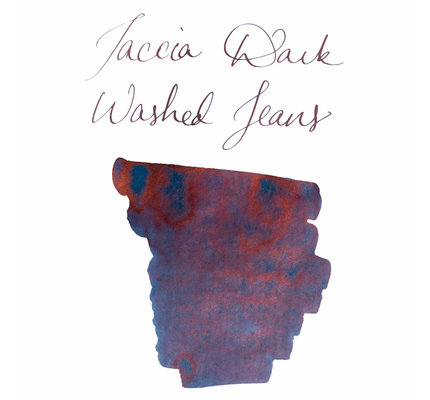 Taccia Taccia The Jeans Collection #2 Dark Washed Fountain Pen Ink 40ml
