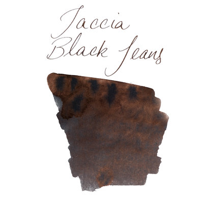 Taccia Taccia The Jeans Collection #1 Black Fountain Pen Ink 40ml