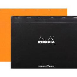 """Rhodia Rhodia #38 Top Staplebound Notepad (16 1/2"""" x 12 1/2"""")"""