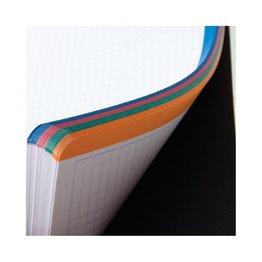 Rhodia Rhodia 4-Color Wirebound Notebook (A4+) Black Graph