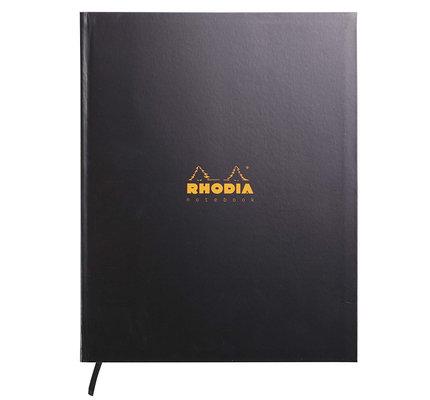 Rhodia Rhodia Rhodiactive Flexible Black Lined (A4)