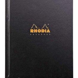 Rhodia Rhodia Rhodiactive Hardcover Black Lined (A5)