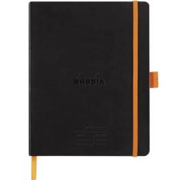 Rhodia Rhodia Rhodiarama Softcover Black Meeting Book (A5)