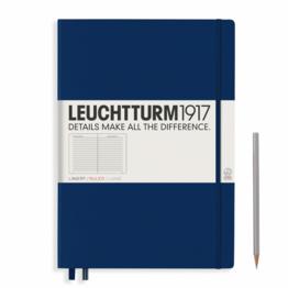 Leuchtturm1917 Leuchtturm1917 Master Classic Hardcover Notebook (A4)