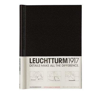 Leuchtturm1917 Leuchtturm1917 A4 Springback Binder for 250 Sheets Black