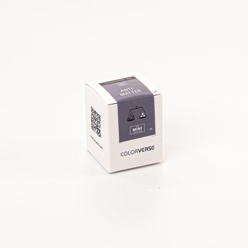 Colorverse Colorverse Mini 5ml Bottle Ink No. 30 Anti-Matter