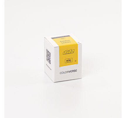 Colorverse Colorverse Mini 5ml Bottle Ink No. 60 Golden Leaves