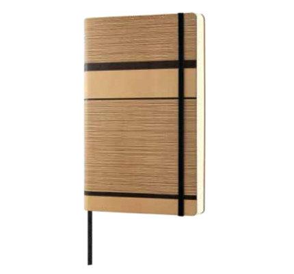 Castelli Castelli A5 Notebook Tatami Beige Cappuccino Ruled