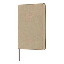 Castelli Castelli A5 Notebook Harris Desert Sand Ruled