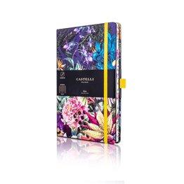 Castelli Castelli A5 Notebook Eden Cockatiel Blank