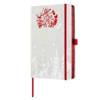 Castelli Castelli A5 Notebook Foresta Dandelion Ruled