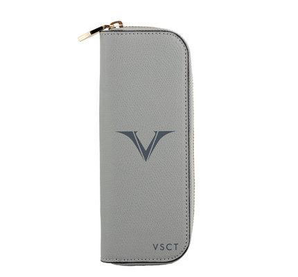 Visconti Visconti VSCT Collection 2 Pen Case Grey