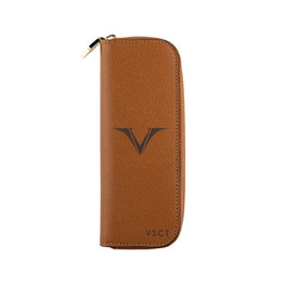 Visconti Visconti VSCT Collection 2 Pen Case Cognac