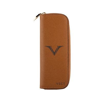 Visconti Visconti VSCT Collection 2 Pen Case Cognac