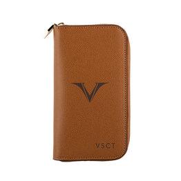 Visconti Visconti VSCT Collection 3 Pen Case Cognac