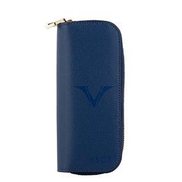 Visconti Visconti VSCT Collection 4 Pen Case Blue