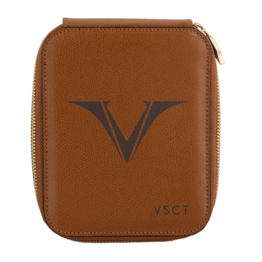 Visconti Visconti VSCT Collection 6 Pen Case Cognac
