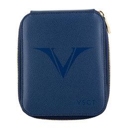 Visconti Visconti VSCT Collection 6 Pen Case Blue