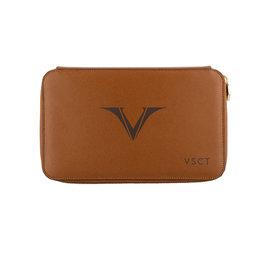 Visconti Visconti VSCT Collection 12 Pen Holder Cognac