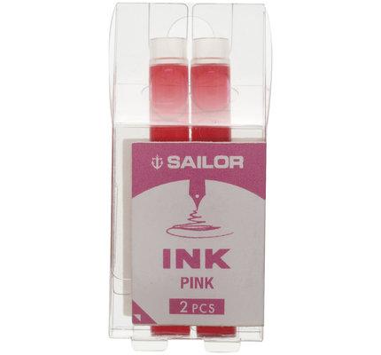 Sailor Sailor Compass Color Ink Cartridges Pink