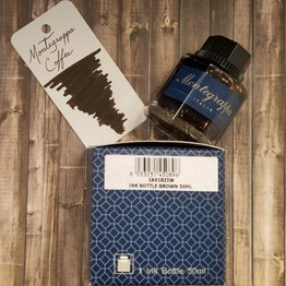 Montegrappa Montegrappa Coffee Bottled Ink - 50ml
