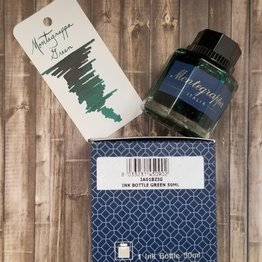 Montegrappa Montegrappa Green Bottled Ink - 50ml