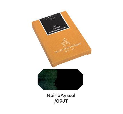 J. Herbin Jacques Herbin Essentials Noir Abyssal Ink Cartridges