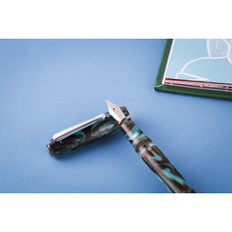 Narwhal Narwhal Fountain Pen Schuylkill Chromis Teal