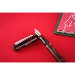 Narwhal Narwhal Fountain Pen Schuylkill Rockfish Red