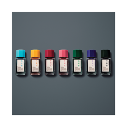 Pilot Pilot Iroshizuku 100th Anniversary Bottled Ink 7 Mini Bottle Set