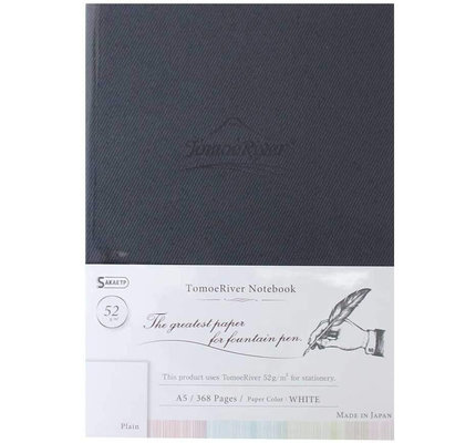 Sakae TP 52 GSM Tomoe River Paper 368 Page Plain Notebook