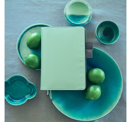 Hobonichi Hobonichi A5 Cousin 2021 Agenda Turquoise