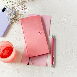 Hobonichi Hobonichi Weeks 2021 Agenda Colors: Cherry Blossom