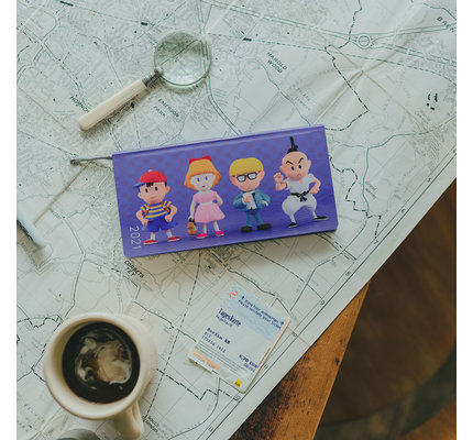 Hobonichi Hobonichi Weeks 2021 Agenda MOTHER: Traveling Companions
