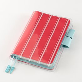 "Hobonichi Hobonichi Cover on Cover ""Stripes"" for A6 Size"