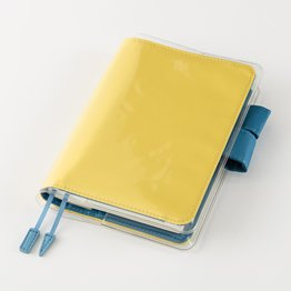 Hobonichi Hobonichi Clear Cover on Cover for A6 Size