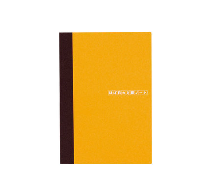 Hobonichi Hobonichi Plain Notebook - A6 Graph