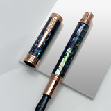Conklin Conklin Limited Edition Endura Abalone with Rose Gold Trim Fountain Pen