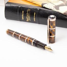 Montblanc Pre-Owned Montblanc Writer's Series Miguel De Cervantes Fountain Pen 2005