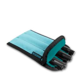 Rickshaw 3-Pen Coozy Spa Blue Pen Sleeve