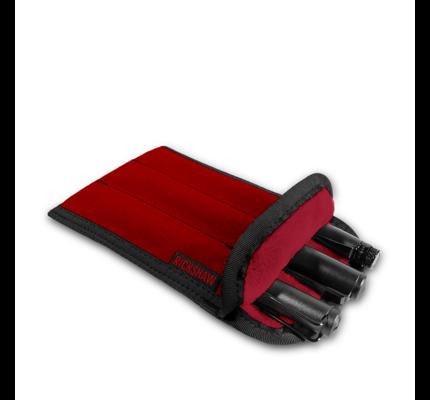 Rickshaw 3-Pen Coozy - Red (Long)