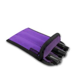 Rickshaw 3-Pen Coozy Violet Pen Sleeve